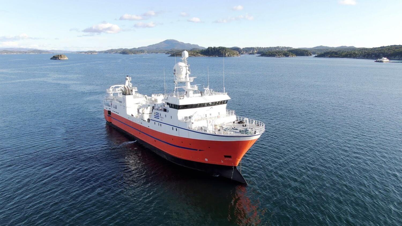 MS Ocean Azul ex. Kovda ferdig ombygget og levert